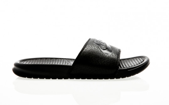 Nike Benassi Just Do It black-black-black