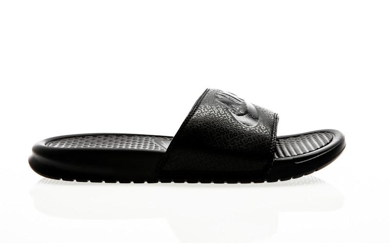 Nike Benassi Just Do It black-black-black