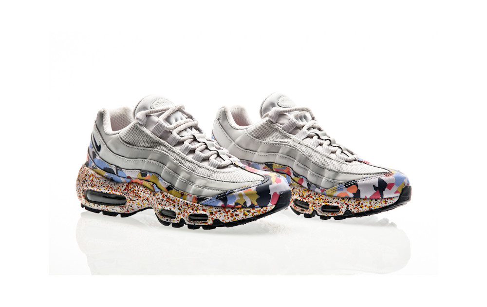 f5bde0e548 ... Nike Air Max 95 SE Shoe vast grey-midnight navy-habanero red ...