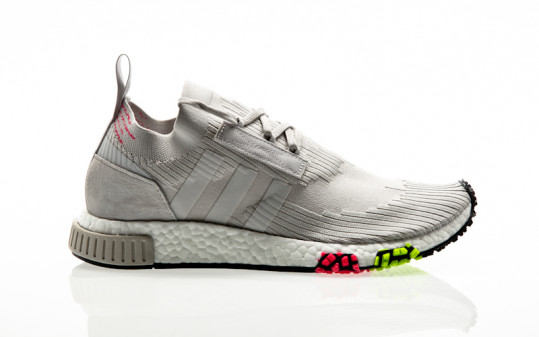 adidas Originals NMD_Racer PK grey one-grey one-solar pink
