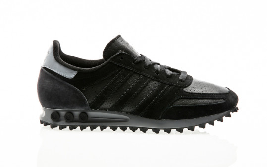adidas Originals LA Trainer core black-core black-grey five