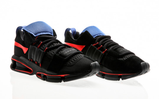 adidas Originals Twinstrike ADV core black-hi-res blue-hi-res red