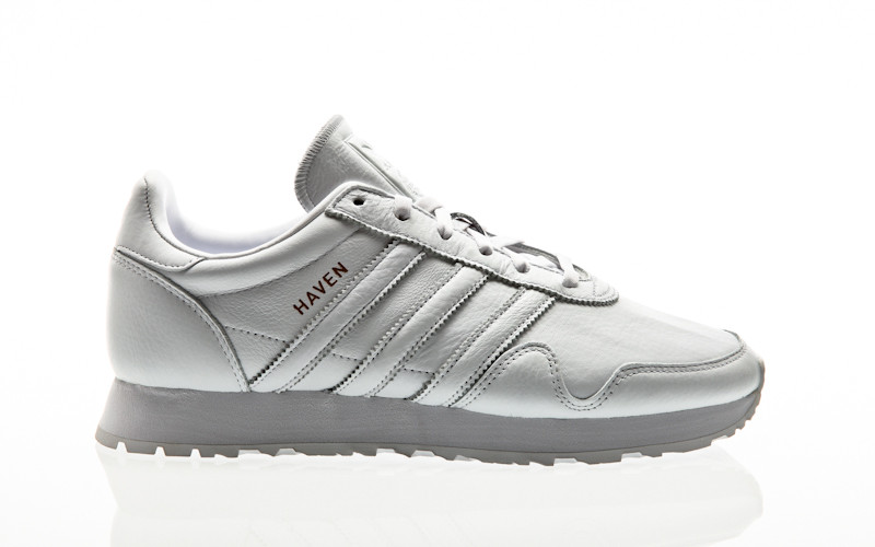 adidas Originals Haven footwear white-footwear white-copper flat