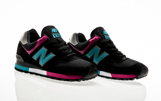 New Balance OM576 BTP black-pink