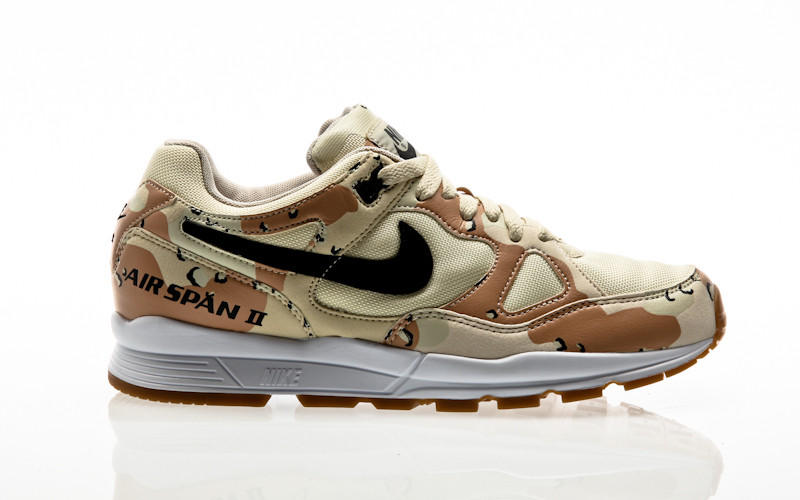 pretty nice 2dcd2 8a9b8 Nike Air Span II Premium beach-black-praline-light cream