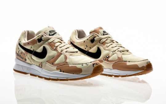 Nike Air Span II Premium beach-black-praline-light cream