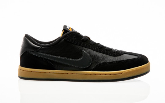 Nike SB FC Classic black-anthracite-black-vivid orange