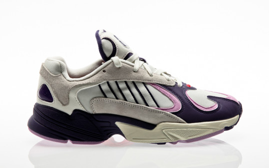 adidas Originals Yung-1 Dragonball Z Pack - Frieza cloud white-unity purple-clear lilac
