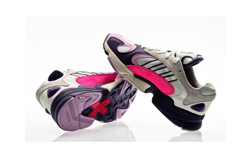 bf28f6123c8901 ... adidas Originals Yung-1 Dragonball Z Pack - Frieza cloud white-unity  purple- ...