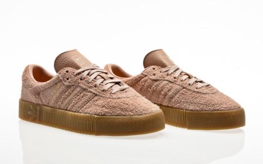 adidas Originals Sambarose W ash pearl-ash pearl-gum
