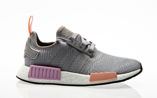 adidas Originals NMD_R1 W light granite-light granite-clear orange