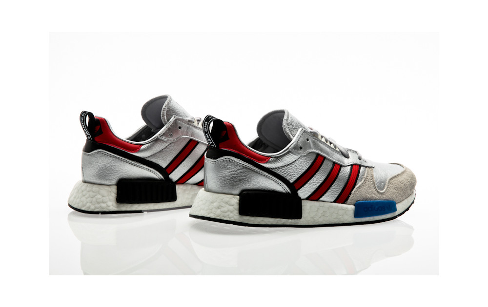 1ab11b65a200d ... adidas Originals Risingstar X R1 Never Made silver metallic-collegiate  red-footwear white ...