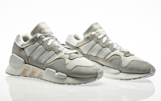 adidas Originals ZX930 x EQT Never Made Pack cloud white-footwear white-one grey