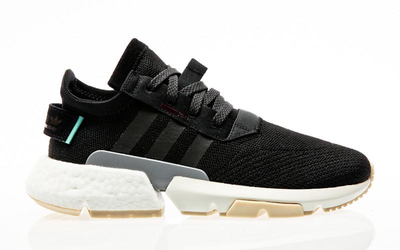 8bf6606b0000 New adidas Originals POD-S3.1 W core black-core black-maroon