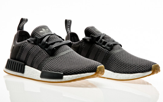 adidas Originals NMD_R1 grey five-grey five-core black
