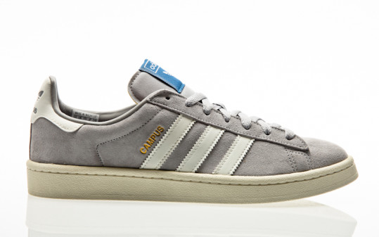 adidas Originals Campus grey two-cloud white-cream white