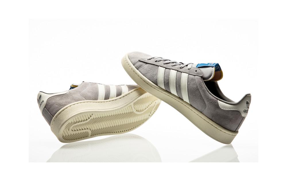 adidas Originals Mens Campus Trainers B37846 Grey