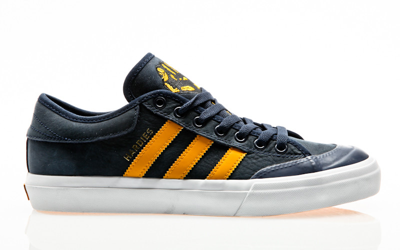 adidas Skateboarding Matchcourt collegiate navy-customized-footwear white