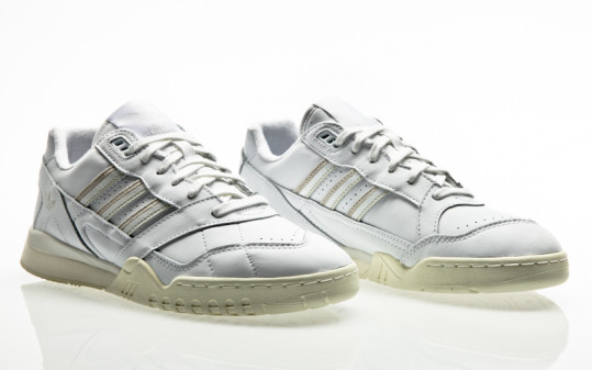 adidas Originals A.R. Trainer footwear white-raw white-off white