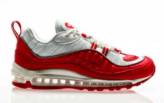 Nike Air Max 98 university red-university red