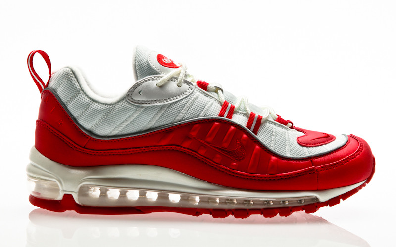 Bajo su Venta ambulante  Nike Air Max 98 640744-602 Red| Orange Jungle