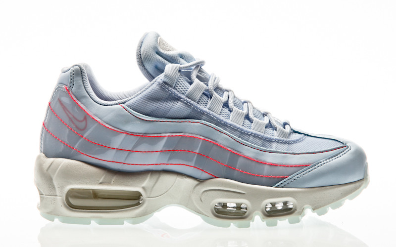 separation shoes 9245b f78f7 Nike Air Max 95 SE Shoe half blue-half blue-summit white