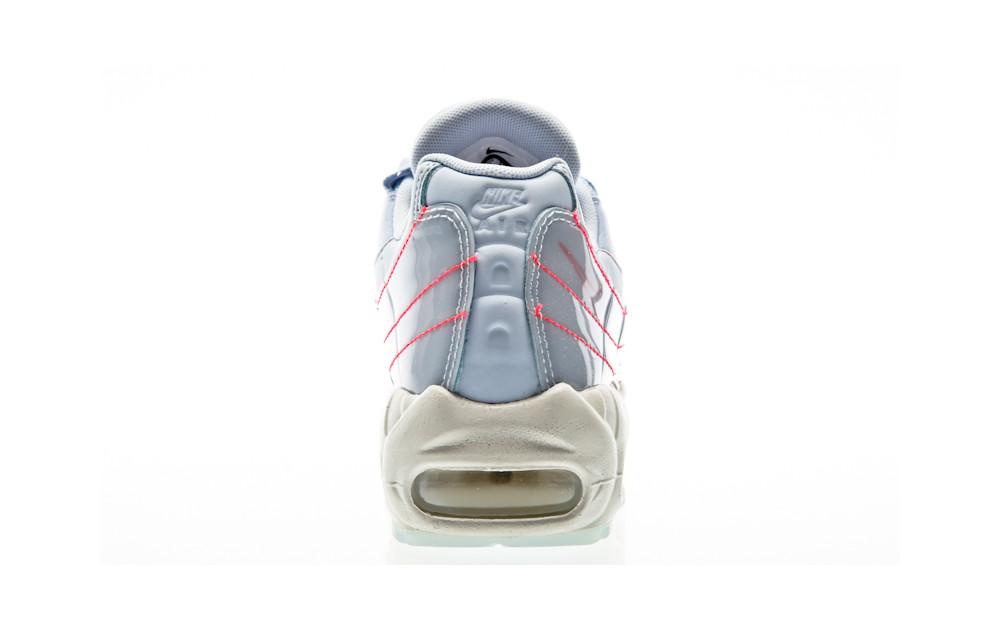 separation shoes 7040d fff77 ... Nike Air Max 95 SE Shoe half blue-half blue-summit white