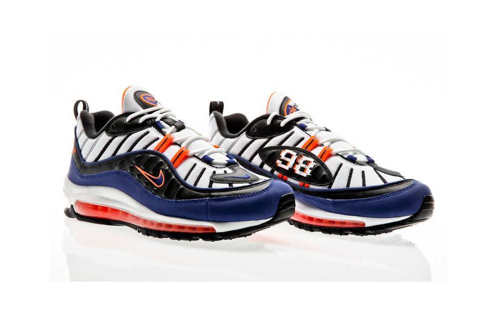 air max 98 blue orange