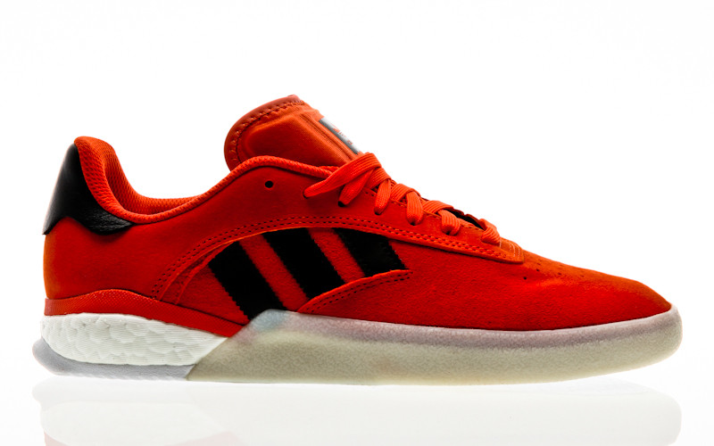 adidas Skateboarding 3ST.004 collegiate orange-core black-footwear white