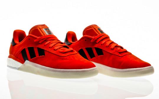 adidas Skateboarding 3ST.004 collegiate orange-core black-footwear white