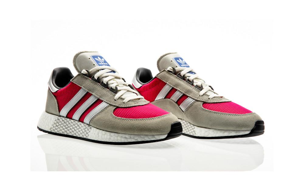 G27417 PinkOrange Jungle Marathon Adidas Originals Tech ybf6Y7gv