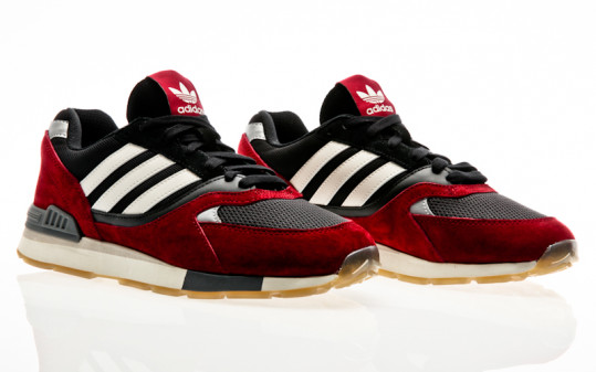 ... adidas Originals Quesence collegiate burgundy-chalk white-core black e97f9a5a5