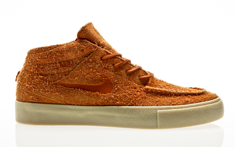 Nike SB Zoom Janoski Mid Crafted cinder orange-cinder orange-team gold