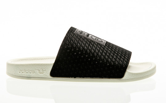 adidas Originals Adilette Luxe W core black-core black-off white