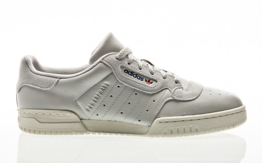 adidas Originals Powerphase grey one-grey one-off white