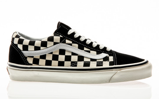 Vans Old Skool 36 DX (Anaheim Factory) black-check