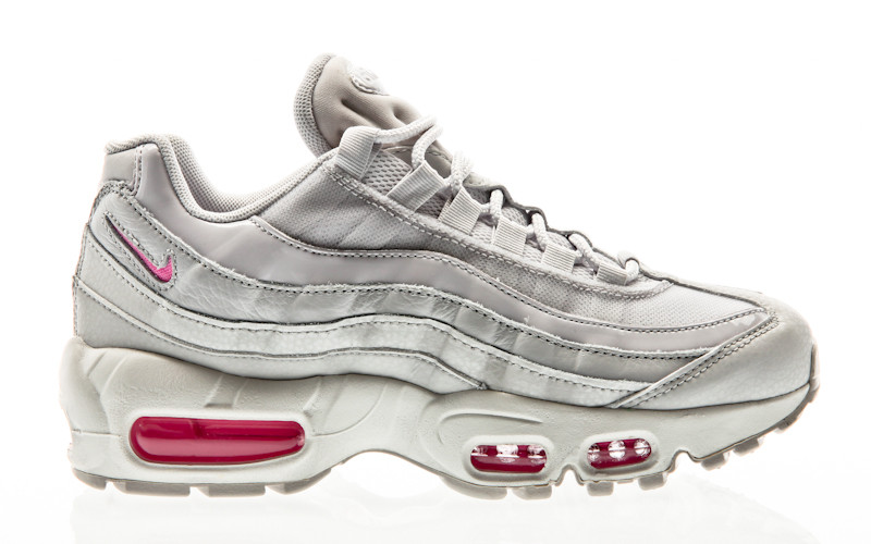 super popular b93e9 68595 New Nike Air Max 95 Special Edition vast grey-psychic pink-summit white