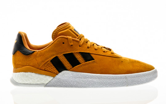 adidas Skateboarding 3ST.004 tactical yellow-core black-gold metallic