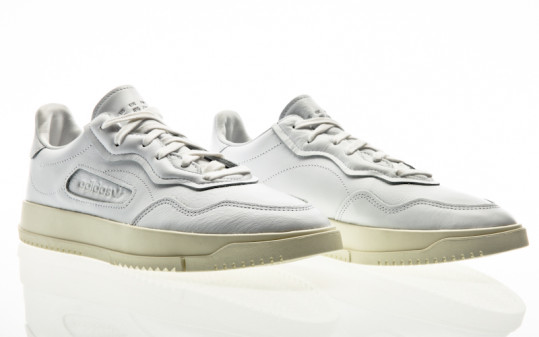 adidas Originals Super Court Premiere footwear white-footwear white-core black