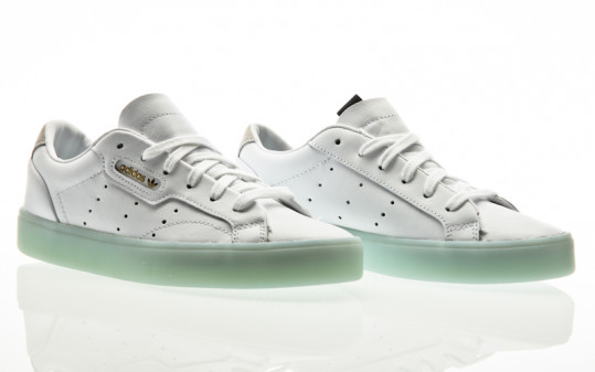 adidas Originals Sleek W footwear white-footwear white-ice mint