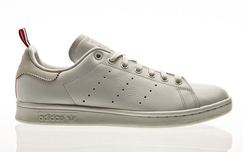 adidas Originals Stan Smith crystal white-footwear white-scarlet