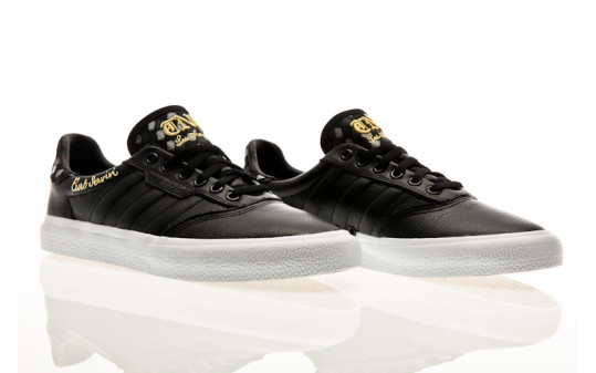 adidas Skateboarding 3MC X Truth Never Told core black-footwear white-matte gold