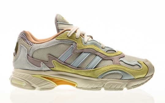 adidas Originals Temper Run Pride off white-blue tint-ice yellow