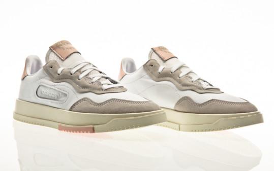 adidas Originals SC Premiere W cloud white-cloud white-icey pink