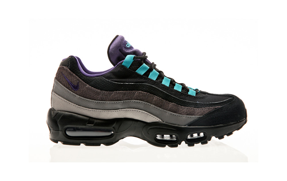 Nike Air Max 95 LV8 AO2450 002 Schwarz | Orange Jungle