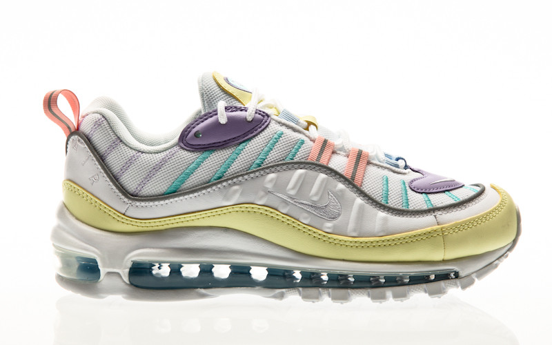 Nike Air Max 98 Wmns luminous green-white-atomic violet