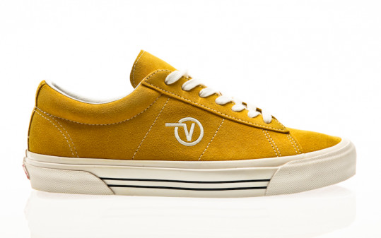 Vans Sid Dx (anaheim factory) og yellow-suede