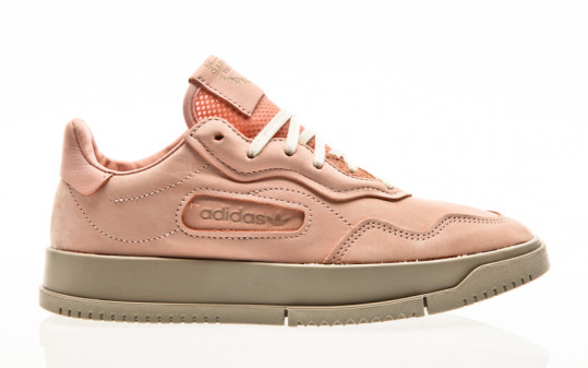 adidas Originals SC Premiere W vapour pink-vapour pink-light brown
