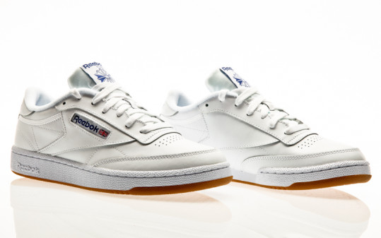 Reebok Club C 85 white-royal-gum