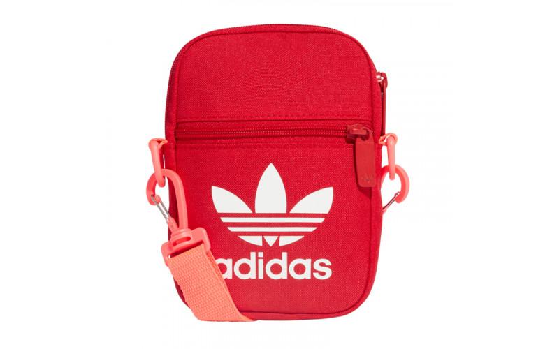 adidas Originals Festival Bag Trefoil scarlet